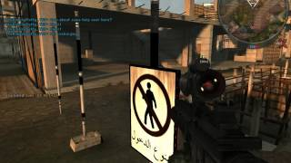 Lebanese Player Destruction | MUST WATCH | BF2 AIX MOD