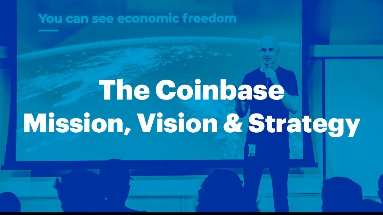 coinbase or blockchain
