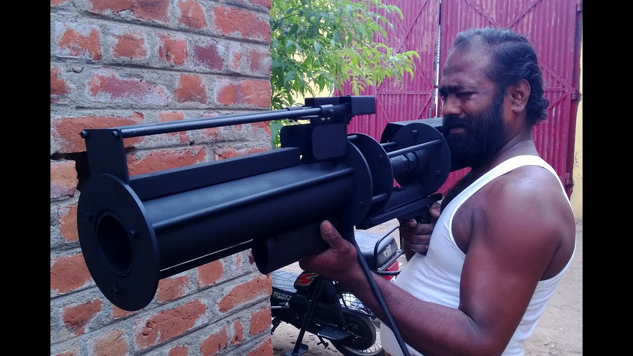 Tennis ball launcher cannon automatic shooter 2 in 1 youtube
