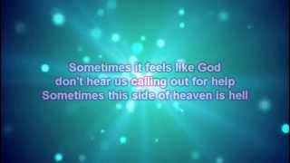 The Swon Brothers ft Carrie Underwood - This Side Of Heaven Lyrics