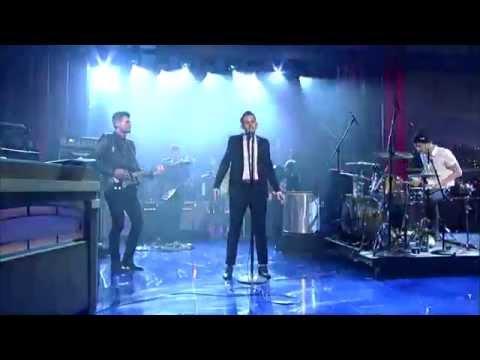 Foster The People - Best Friend (David Letterman)
