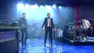 Repeat youtube video Foster The People - Best Friend (David Letterman)