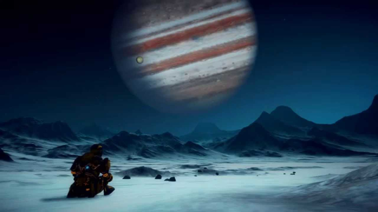 Jupiters Europa moon likeliest to have life  Physorg