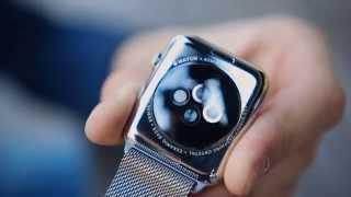 Видео обзор Apple Watch (на русском языке).