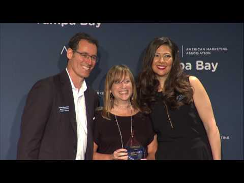 2016 AMA Marketer of the Year - Interactive Marketing Award Winner