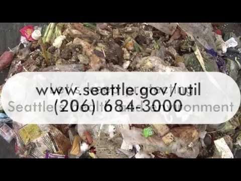 What a waste! Seattle's food waste doesn't belong in dump