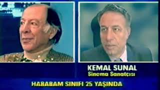 Kemal Sunal Güdük Necmi Mahmut Hoca Hababam sınıfı hakkında konuşuyor
