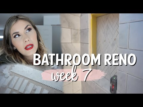 house-update-|-week-7-|-bathroom-renovation-|-#casateixeira