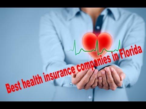 best health insurance companies in Florida