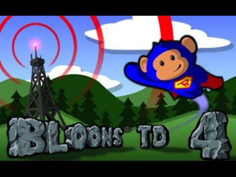 Ballon Tower Defense 4