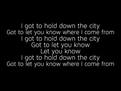 Papoose - Hold The City Down (lyrics)