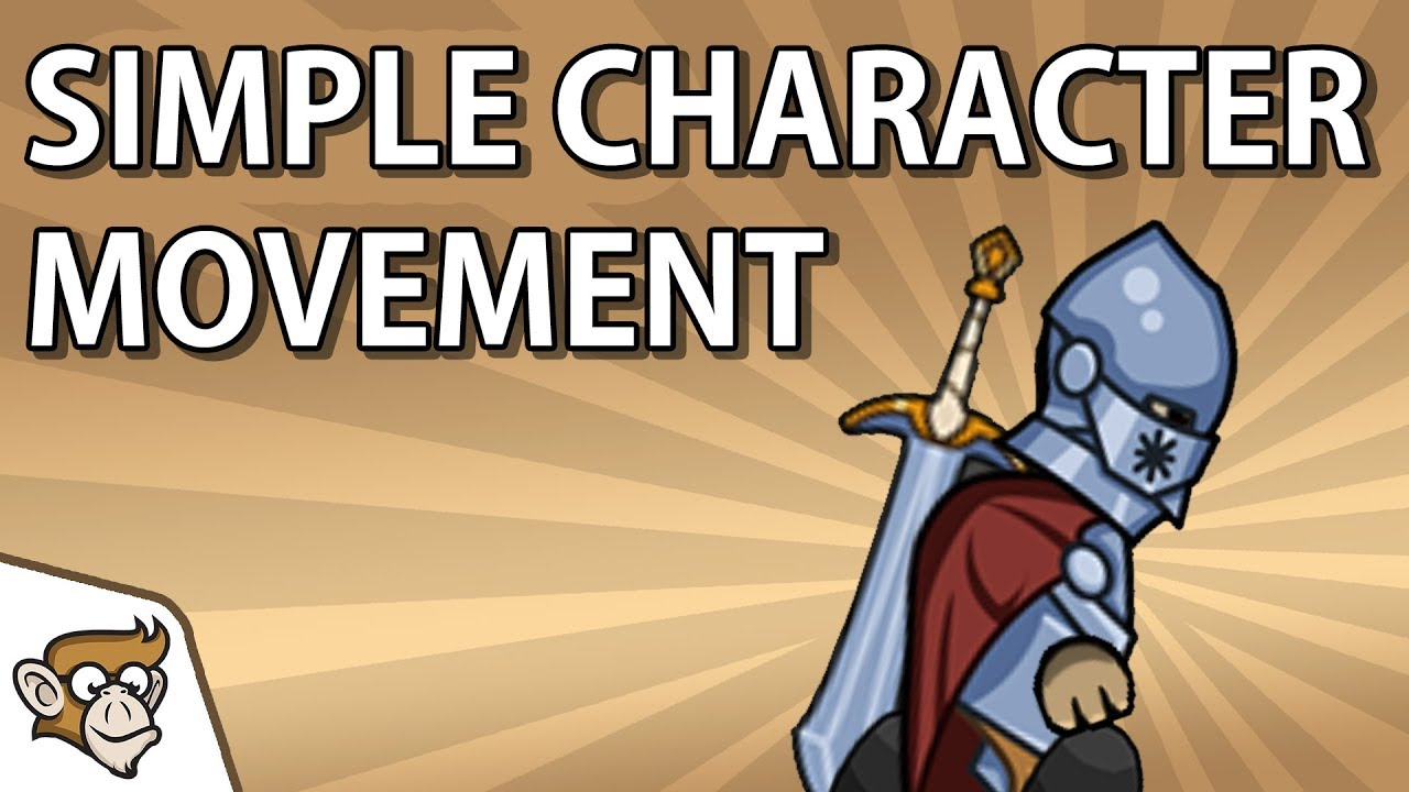 Simple Character Movement (Unity Tutorial for Beginners)
