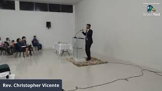Exposição Bíblica em Malaquias 2.1-9 (Parte II) - Pr. Christopher Vicente