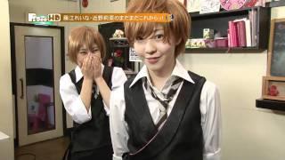 AKB48のチームK藤江れいなとAKB48のチームB近野莉菜が今よりも...