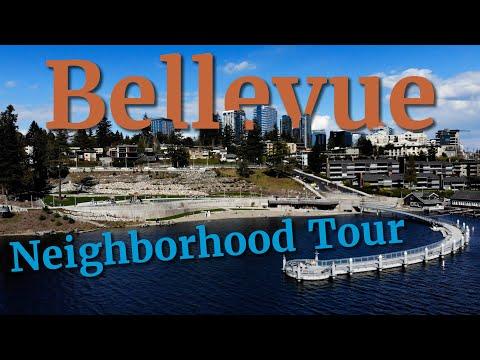 BELLEVUE || Seattle Neighborhood Tour