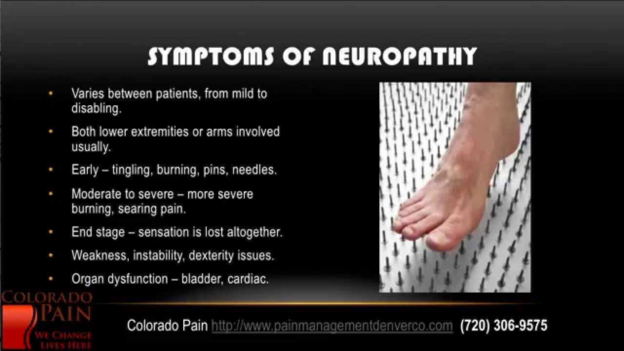 ed14f7bb99 Peripheral & Diabetic Neuropathy Treatment in Denver Colorado | Pain  Management Denver CO