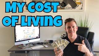 Serial Entrepreneur's Monthly Living Expenses...