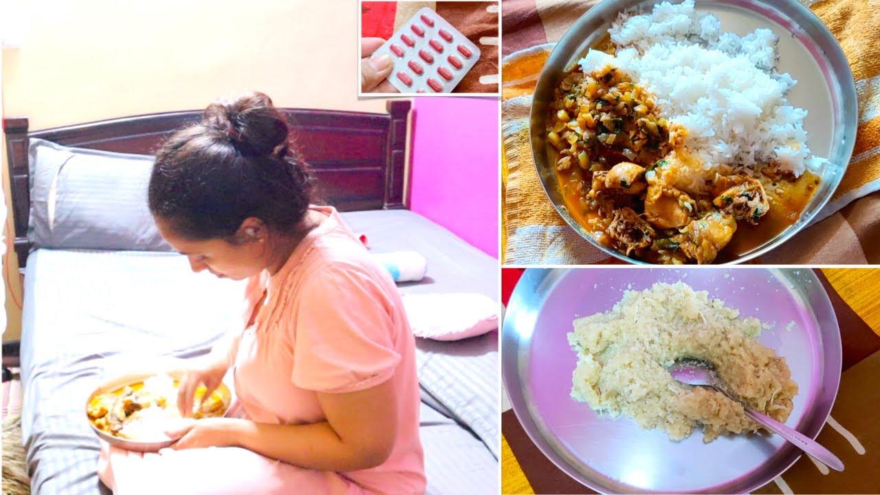 ಬಾಣಂತಿಯರ  ಫುಡ್ ರೂಟೀನ್ ಹೇಗಿದೆ  | New Mom Food Routine - What I Eat In A Day