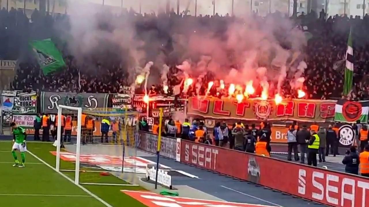 Eintracht Braunschweig Vs Hannover 96