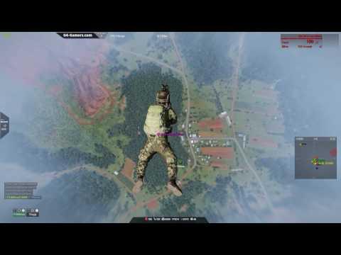 Arma 3 - G4 Wasteland Tanoa Live Stream 19 Dec