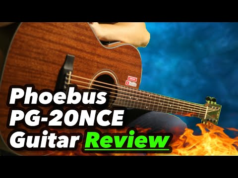 Phoebus PG20 NCE Version 3 Guitar Review Gear Review Episode 002