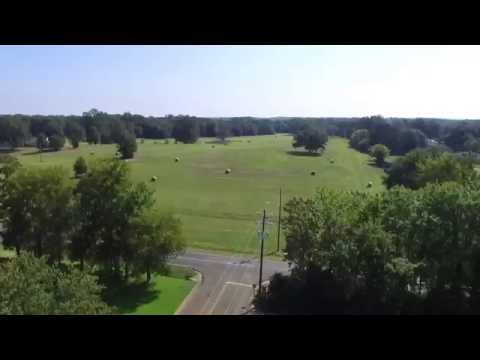 Drone Flyover of Starkville, MS