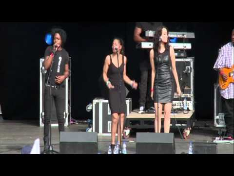 Alexander O'Neal Live in London - Howard Perl Productions