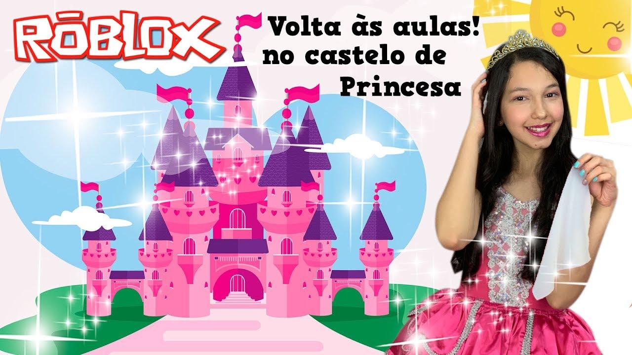 Roblox - VOLTA AS AULAS NO CASTELO DE PRINCESAS (MeepCity) | Luluca Games