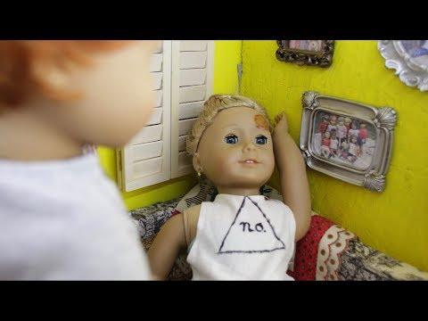 Sophie, Meet Summer (American Girl Stopmotion)