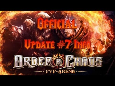 Order & Chaos Online - Official Update #7 Information!