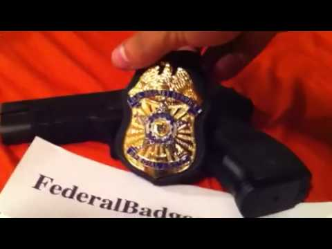 Lost In Val Sinestra - The Sentinel USSS Secret Service Special Agent Badge