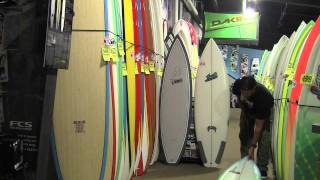 Surfboard Constructions Explained