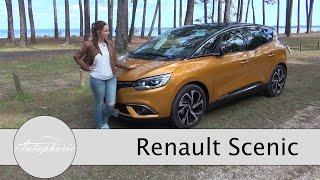 2017 Renault Scenic TCe 130 Test / MPV Review / Familienauto Fahrbericht - Autophorie