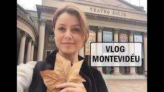 VLOG Montevidéu - 3 dias a pé turistando