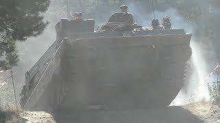 T 72 Bergepanzer im Einsatz- Mahlwinkel 2019