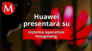 Huawei presentará su sistema operativo Hongmeng