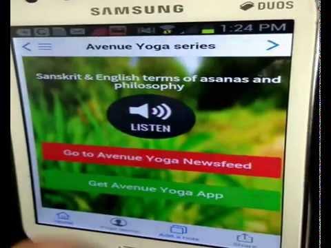 Yoga Asanas | Daily Yoga App | Yoga Poses for Weight Loss