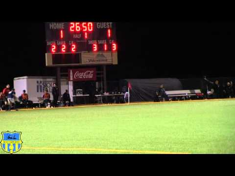 SD College Soccer University of Sioux Falls Men vs Western Washington University   Second Half