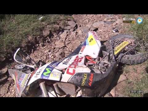 Rally Dakar 2014 - Resumen 10-01-14 (1 de 4)