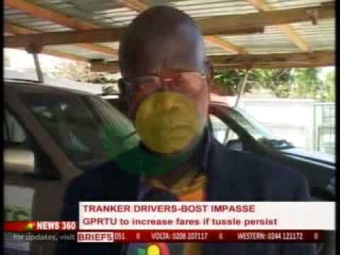 News360 - NPA vs Tanker  Drivers - GPRTU to increas fares if..... - 13/5/2015