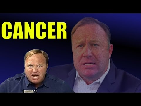Alex Jones: The Cancer Of Alternative Media