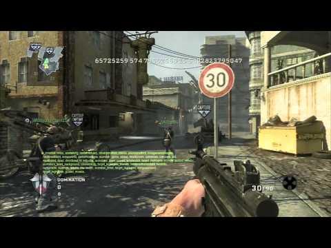 PS3 -  [Tutoriel] Avoir BIG XP Online Black ops 1 No jailbreak (-1e+09)