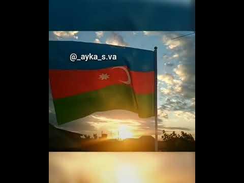 Azeribaycan bayrağı#herbi#herbici#gizir#leytenat#esger #bayraqmiz