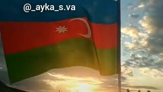 Azeribaycan bayrağıherbiherbicigizirleytenatesger bayraqmiz