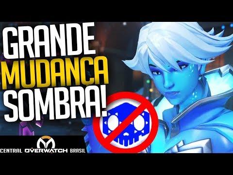 OVERWATCH - CONFIRMADA GRANDE MUDANÇA NA SOMBRA CHEGANDO EM BREVE! - Central Overwatch Brasil