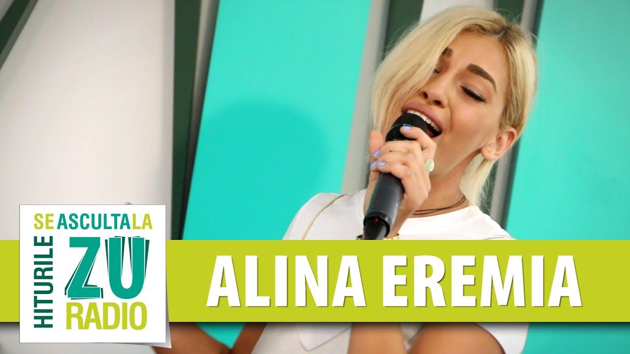Alina Eremia - A fost o nebunie (Acustic) (Live la Radio ZU)