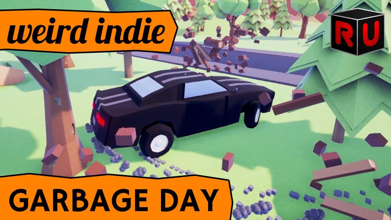 garbage day gameplay groundhog