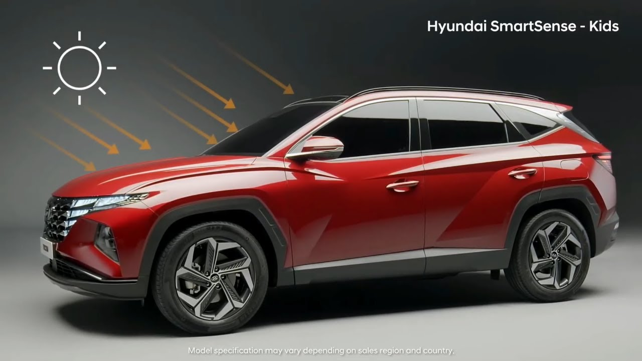 new 2021 hyundai tucson - all safety systems explained