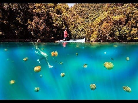 Sohoton Cove, Surigao Del Norte 'A day in paradise'
