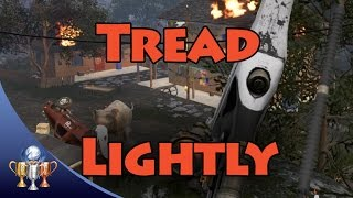 Far Cry 4 - Tread Lightly Trophy / Achievement Guide (Liberate Outpost without triggering alarm)
